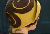 Chapeaux de feutre