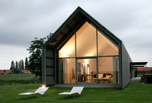 Barn Architectural Design / Collection of Designs, Inspirations, Materialisations of Architectural Design related to Barns.
