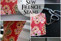 Sewing, technical stuff
