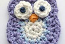 Aplicaciones crochet