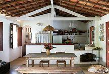 Casa e decoracao de fazenda / by Julia Monari