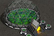 Sci-fi refs : Buildings / References about sci-fi buildings