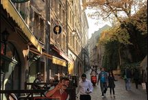 Charming Roads, Streets, Alleys