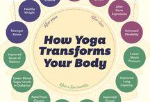 Yoga / Yoga postures