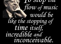 Music Quotes / by Carmel Bach Festival