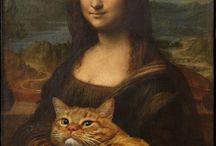 Sławne obrazy ze zwierzetami w roli głównej
