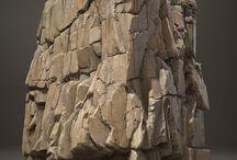 referencias: rocas