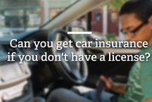Car Insurance Without License / No driver's license? You can still get car insurance. We outline a few cases in which you can receive auto insurance without a driver license at affordable premiums. Compare and save big. Apply now for your free quote.