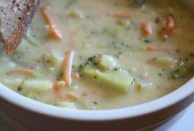 Soups / by Jennifer Hall
