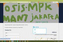 osismpkman7jakarta.yolasite.com / New Information, Event and more for MPK OSIS MAN 7 Jakarta