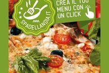 pizza focaccia calzoni