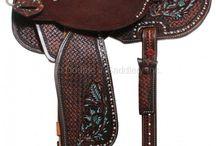saddle colour ideas