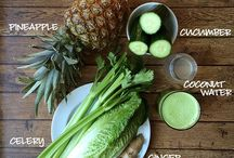 Juicing Recipes / by Maura Hernandez