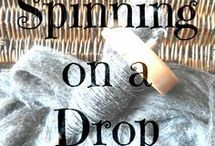 Drop spinning