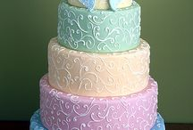 Cakes / by Missy Yvonne