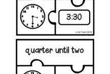 Saat Ölçü Birimi Etkinlikleri