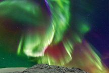 The Aurora Borealis/Norrsken.