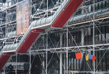 Centre Pompidou / Musée National d'Art Moderne (Paris)