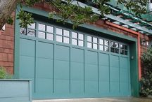 Choosing The Right Garage Door / When selecting a garage door there are several factors you may want to consider. We are here to assist you in choosing the right door for your home. Factors to consider include: choosing the right brand, curb appeal, style, materials, insulation, and price. / by Overhead Door Garage Doors