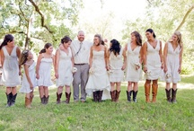 Country Wedding / by Amy Head