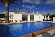 Villas for sale in Moraira