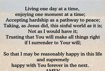 Prayer..
