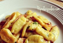 Primal/Low Carb Pasta / by treatdream