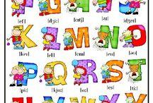 AJ abeceda
