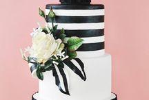 Thème mariage : couleurs noir et blanc