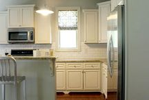 Kitchen Ideas / by Courtney Harrington