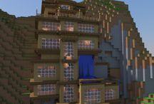 Minecraft buildings