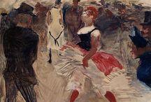 Arte - Toulouse-Lautrec