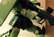Gunpla / Modellini Meccha Serie Gundam