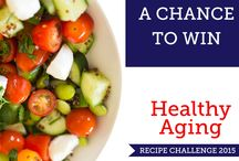Healthy Aging Recipe Challenge 2015 / A collection of Healthy Aging Recipe 2015 submissions. / by BrightFocus Foundation
