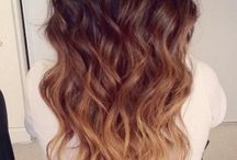 Hair Styles Ombre /Shatush / Nobody can resist the unbelievable beauty of ombre hairs