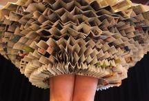 Mode Beeld om Lijf - Kalsbeek / Beelden om het lijf zijn gemaakt door leerlingen van het Kalsbeek College