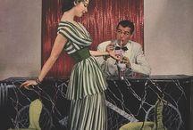 illustrazioni vintage