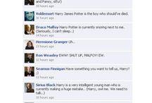 HP FACEBOOK Conversations