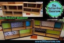 Classroom decorating/organization / by Chrissie D'Alexander
