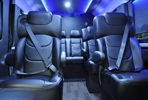 Limousines and Party Vans / Take your Party Van business to a whole new level with a Sprinter Van.