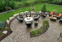 Creative Landscapes / Looking for landscape ideas for your home? Be sure to check some of these out!