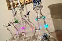 Artistic Bongs / Glass bongs and dab rigs worthy of being called artwork.