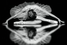 Ballet - My First Love / Were it possible, I still would become a professional ballet dancer.  Alas, I am too old. / by Sarah Crabtree