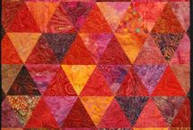 quilts - inspiration / by Sandi Bernal