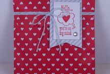 Valentine's Day Cards and Projects