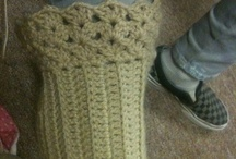 Knitting/Crocheting / by Connie Wisecup