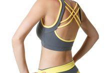 Activewear - Straps and Lines / by Mindy Bayko