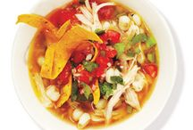 Soup to soothe the soul / by Monica Ellis