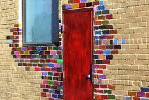 DESIGN } Pixel & Multi Coloured
