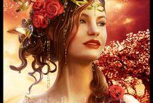 Mulheres - Arte e Inspiração